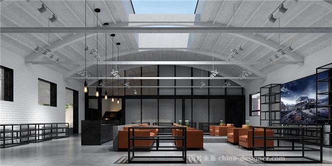 e+汽车服务中心-乌鲁木齐搜候创意装饰设计有限公司的设计师家园-展位/展台/展览,展览馆,展厅,其他风格,工业化,科技智能,简约大气,沉稳庄重