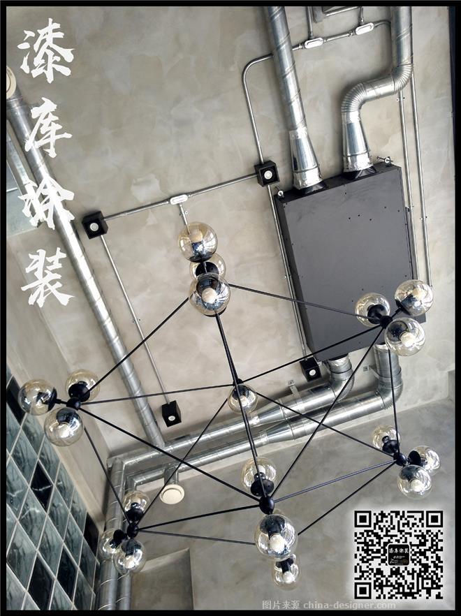 LOFT1715-池海江的设计师家园-跃层/loft,其他风格,工业化,原生态,灰色,白色