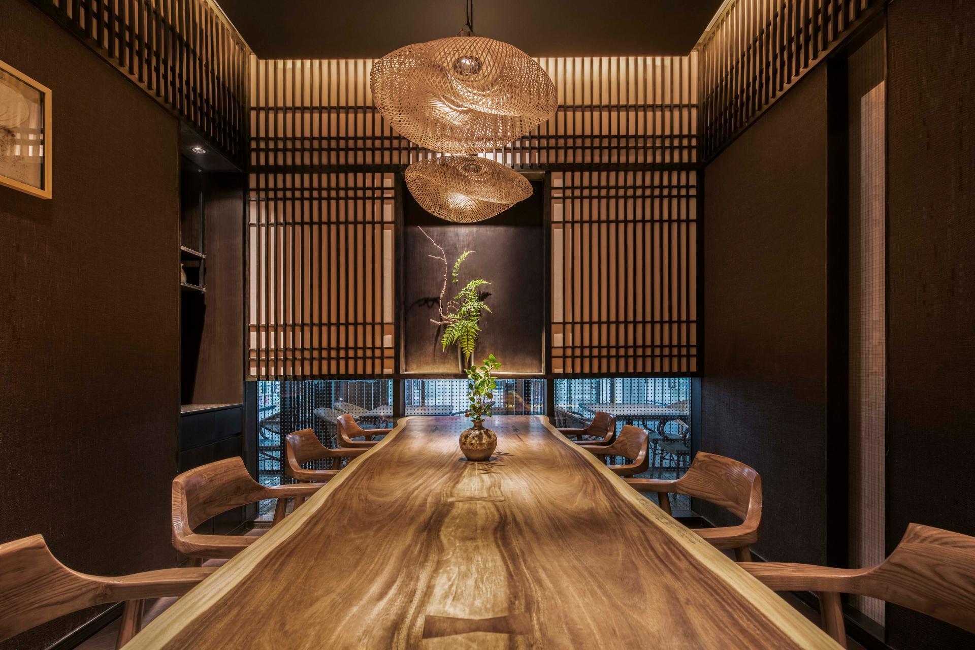 设计师家园-乐涧日料餐厅