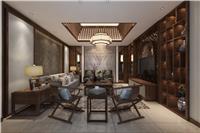 设计师家园-三亚陶然湾别墅杜府室内设计