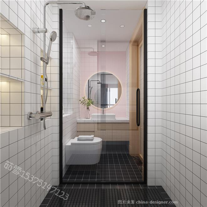 北欧复式-项茹雪的设计师家园-独栋,北欧式,青春活力