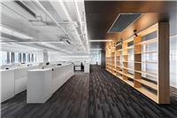 设计师家园-J&Ax腾讯:云时代总部办公空间设计革新