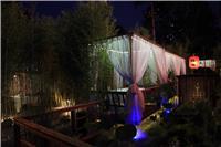 设计师家园-北京酷湘江南庭院餐厅
