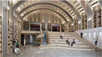 设计师家园-重庆一中图书馆实施方案