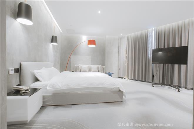 迷朵酒店 MiddleHotel-李华的设计师家园-北欧式