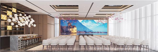 上海环球港莱蒙湖医美中心-朱斌的设计师家园-其他,整形机构,都会风格,沉稳庄重,奢华高贵,其他颜色