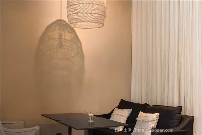 青岛咖啡店+美容会所设计-赵秋平的设计师家园-瑜伽/养生会所,美容美体店,咖啡厅,现代简约,青岛咖啡店设计,青岛美容会所设计,青岛美容院设计