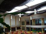 深圳市恒丰达膜结构有限公司-阳光般温暖  室内平面软膜造型