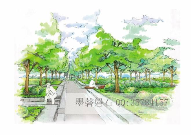 树阵家园家具效果图副本-徐墨的设计师局部-手绘广场多元化v家园调查报告图片