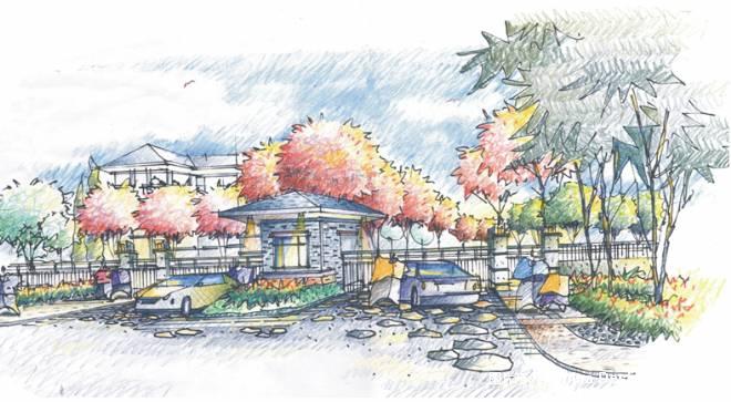 《手绘图》-设计师:杨代钢.设计师家园-杨工工作室图片
