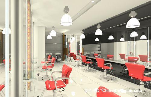 天龙发廊92-马征帆的设计师家园-现代