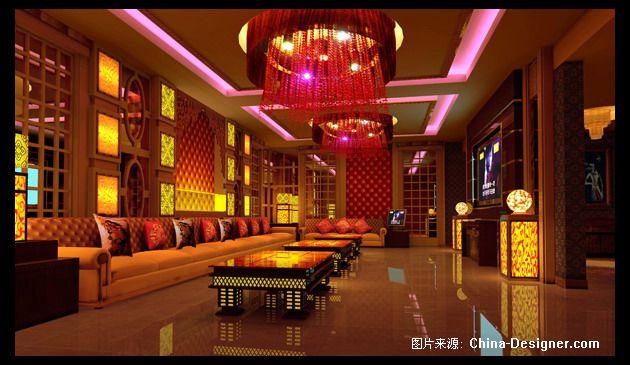 湖南湘西ktv总统包厢一楼1-覃雨清的设计师家园-中式,欧式,奢华图片