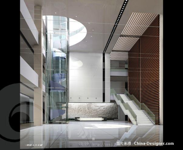 办公楼门厅2-武群轶的设计师家园-现代