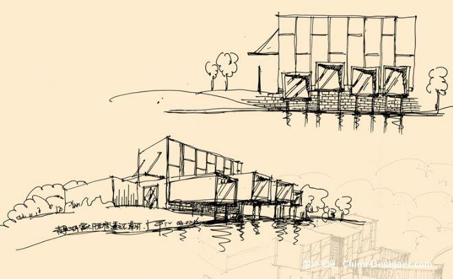 设计草图3-年江的设计师家园-时尚,建筑,现代