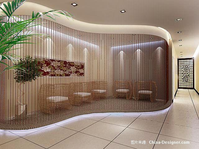 休息区-廉林群的设计师家园-灰色,中式图片