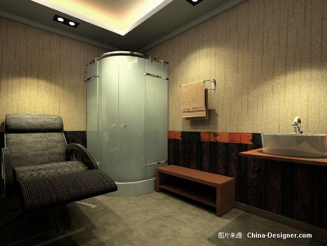 足浴中心包房-张驰的设计师家园-奢华,温馨