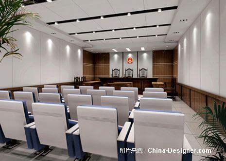 小法庭-高飞的设计师家园-中式