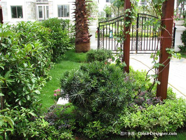 11-自然真相私家庭院景观的设计师家园-欧式,花园,庭院