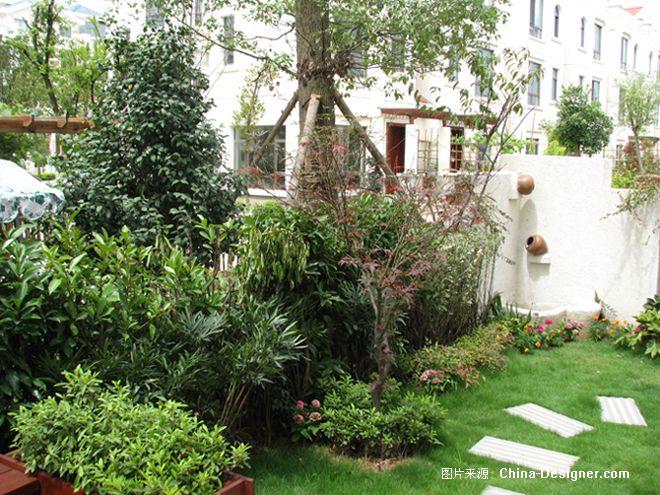 5-自然真相私家庭院景观的设计师家园-欧式,花园,庭院