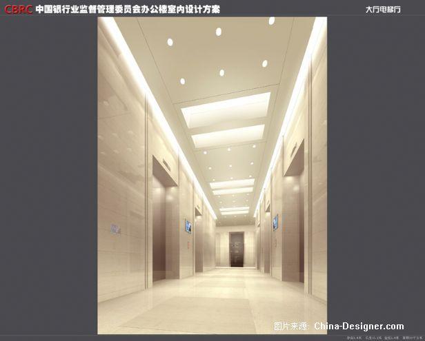 一层电梯厅-刘申源的设计师家园-现代
