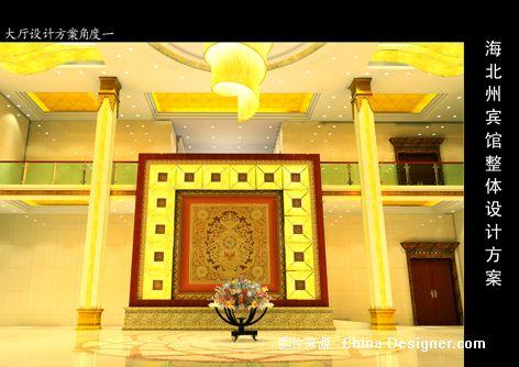 大厅01-东林的设计师家园-藏式风格