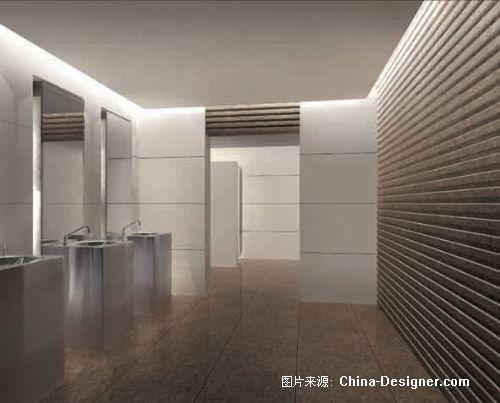 公共卫生间-室内设计师93的设计师家园-现代
