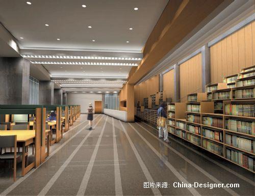 閱覽室-裝飾設計景觀設計的設計師家園-現代