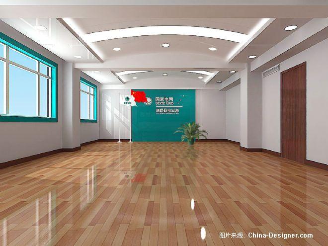会议室5-无风雨的设计师家园-现代