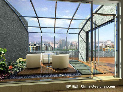 阳光房1-张伟的设计师家园-10-20万,别墅,阳台,白色,现代图片