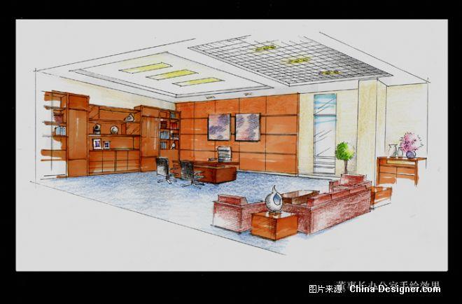 室内设计(二)效果图
