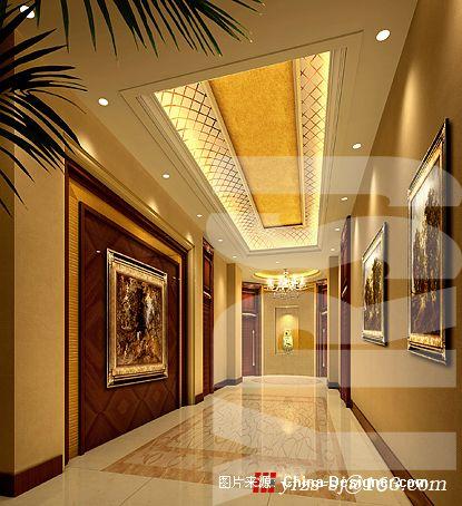 宾馆-走廊-杨风岭的设计师家园-温馨