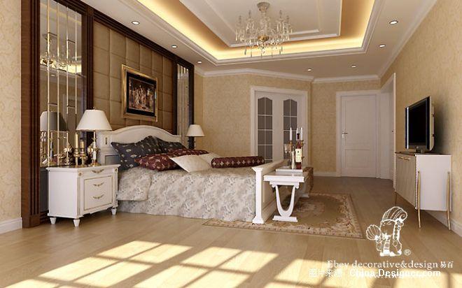 25-易百装饰(新加坡)有限公司内地温州的设计师家园-欧式