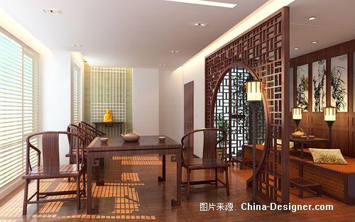 茶室-博烁的设计师家园-中式建筑设计资料集成百度云图片