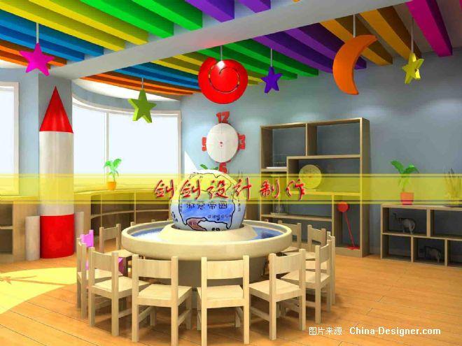科技馆-剑剑的设计师家园-幼儿园