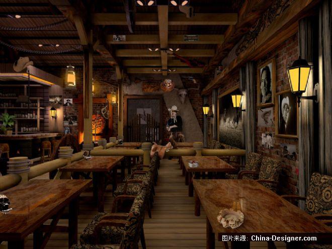 牛仔棕色5-背景的设计师家园-酒吧,质朴,原始厚重篮球赛大国墙psd下载图片