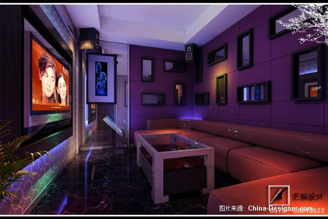 ktv小包厢好a-赵瑞标的设计师家园-中式图片