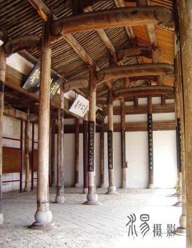 梁柱斗拱式结构是中国古代建筑建造之原则-汤勤丰的设计师家园-黄色