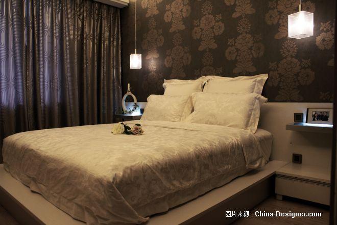 卧室-陈水平的设计师家园-现代