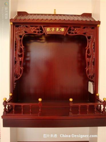 神台-杨巧生的设计师家园-现代