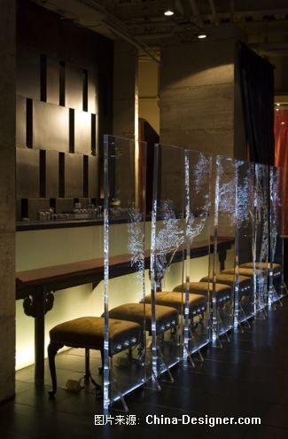 红酒吧台区-1-金哲秀的设计师家园-奢华,新古典