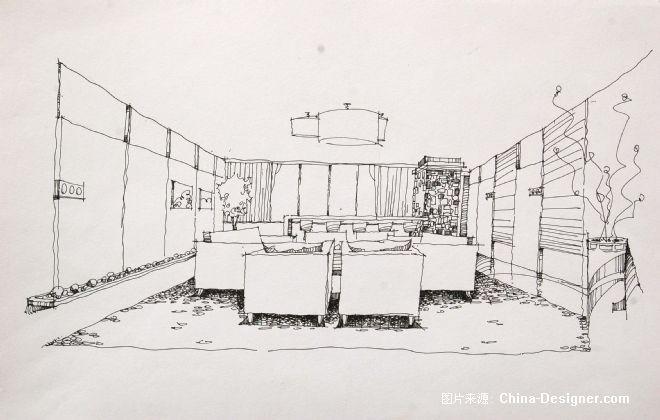 办公室设计0-陈志健的设计师家园-沉稳,现代