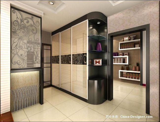 衣帽间-蒋茂的设计师家园-现代