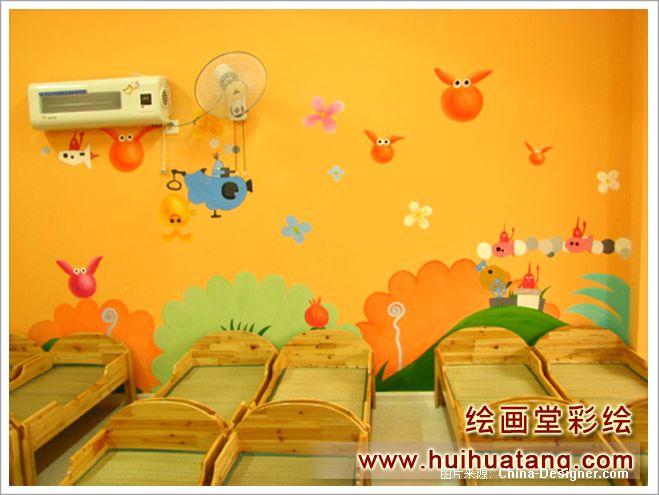 苏州工业园区贝尔实验幼儿园-苏州绘画堂彩绘工作室的设计师家园-涂鸦