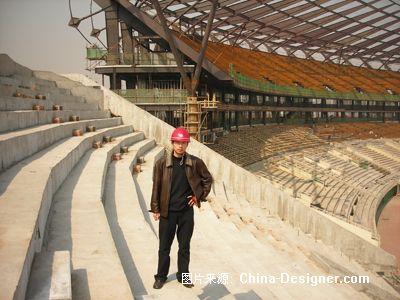 奥运场馆项目做为施工方参与-张兆勇的设计师家园-wu