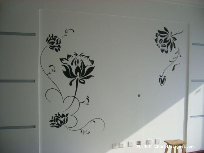 拓景大连手绘墙的设计师家园
