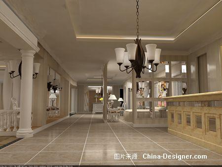 灯饰展厅设计-赵亿18825310009的设计师家园-黑色,中式,欧式