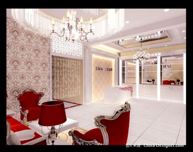 2-占飞的设计师家园-武汉美容店装修
