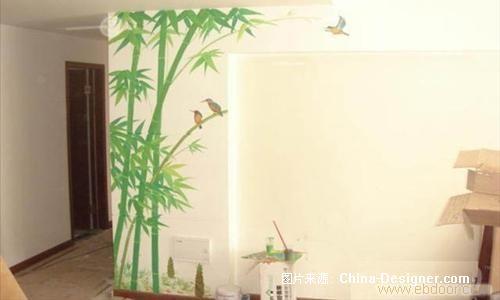 长沙墙绘 唯美墙体彩绘公司