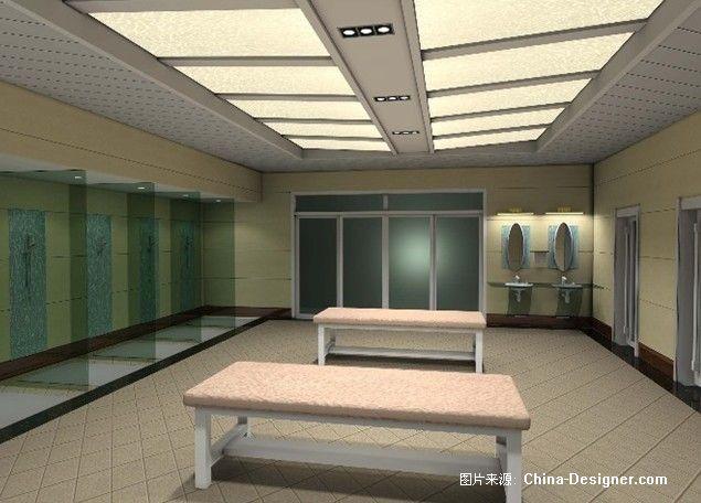 诗唯美-筑梦空间装饰设计有限公司的设计师家园-休闲会所,洗浴中心