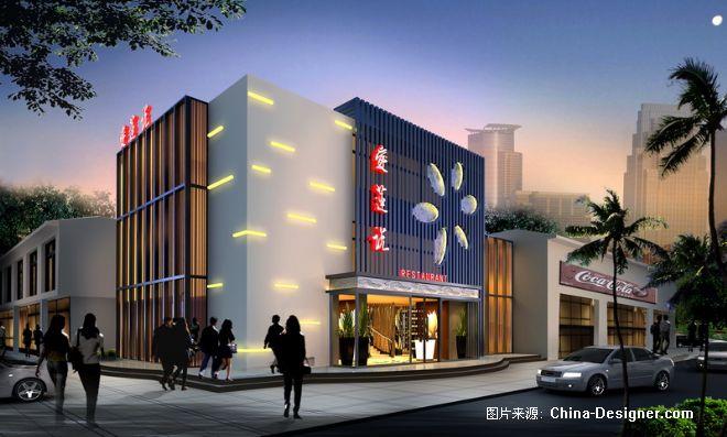 外立面-季东旭的设计师家园-餐厅4